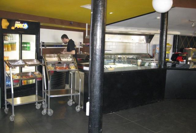 מסעדה בשרית
